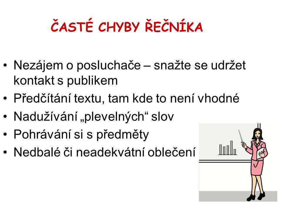 ELEKTRONICKÁ PREZENTACE Proč tedy často doprovázíme svůj projev ještě elektronickou prezentací když je mluvený projev tak důležitý.