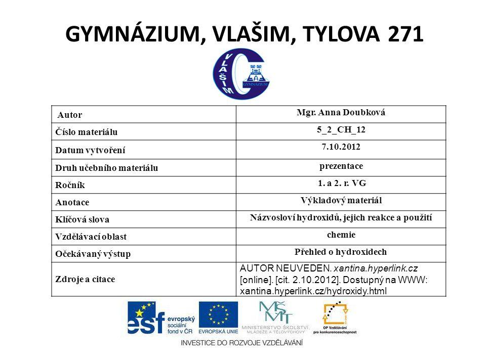 Zdroje: AUTOR NEUVEDEN.xantina.hyperlink.cz [online].