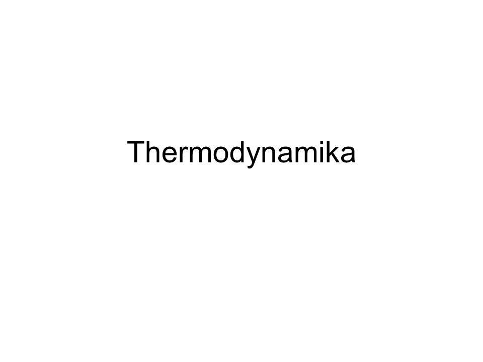 Thermodynamika