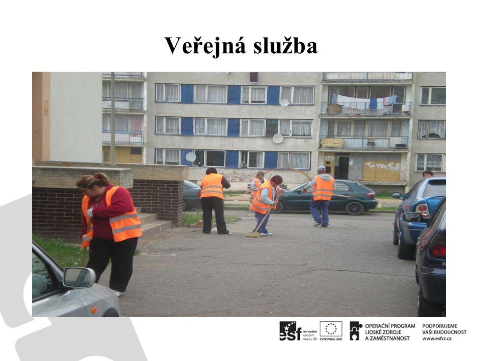Veřejná služba v číslech •Monitorovací období 01.09.2012 – 28.02.2013 •Klíčová aktivita byla realizována dle časového harmonogramu; od 7, 00 – 15,30hod.