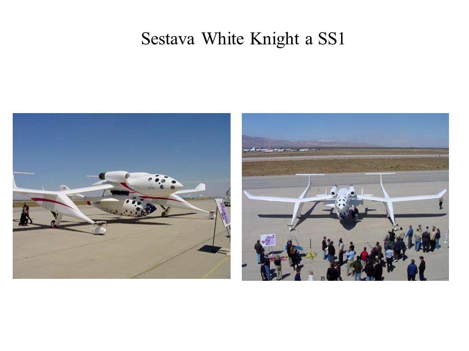 Sestava White Knight a SS1