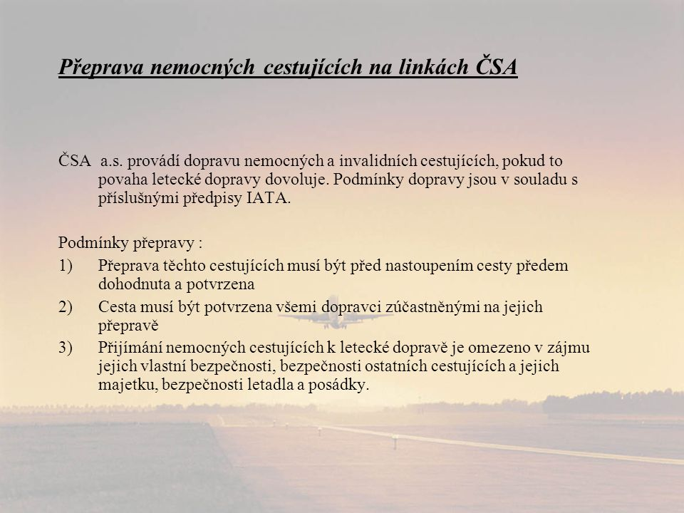 ČSA a.s.