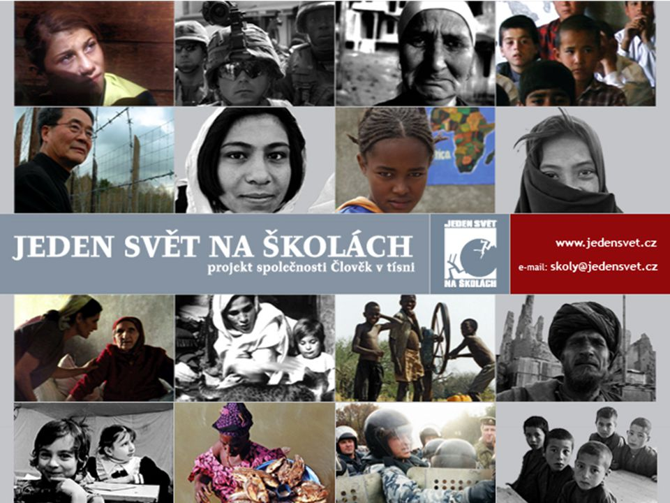 ČASOPIS LINK (ZŠ, SŠ) •Reportáže, rozhovory, fotografie, komiks •Tematicky zaměřená čísla: - Krizové oblasti světa, Rasismus, Romové, Lidé v pasti, Ženy, Rozvojová spolupráce, Migrace, Příběhy pomoci, Generation Next, Ukradené dětství, Média a chudoba, Média a stereotypy