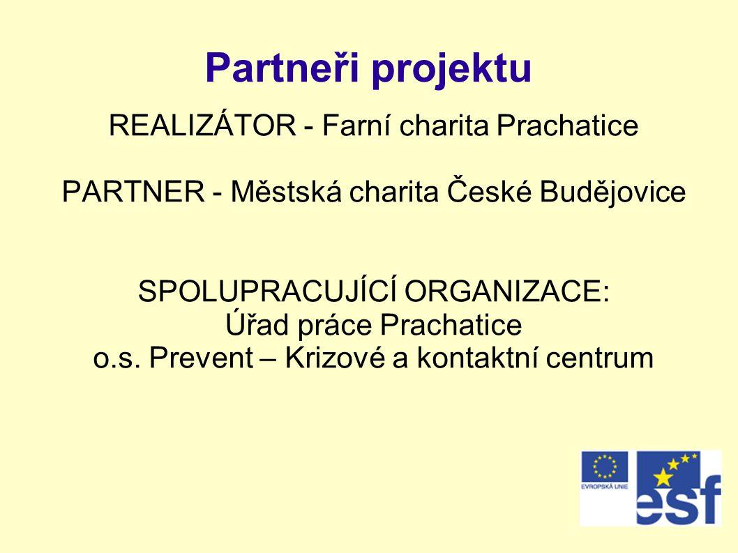 Farní charita Prachatice Vznikla v roce 1998, působí na území okresu Prachatice.