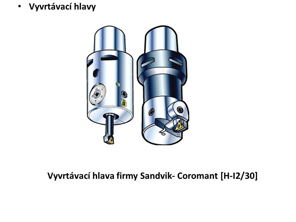 • Vyvrtávací hlavy Vyvrtávací hlava firmy Sandvik- Coromant [H-I2/30]