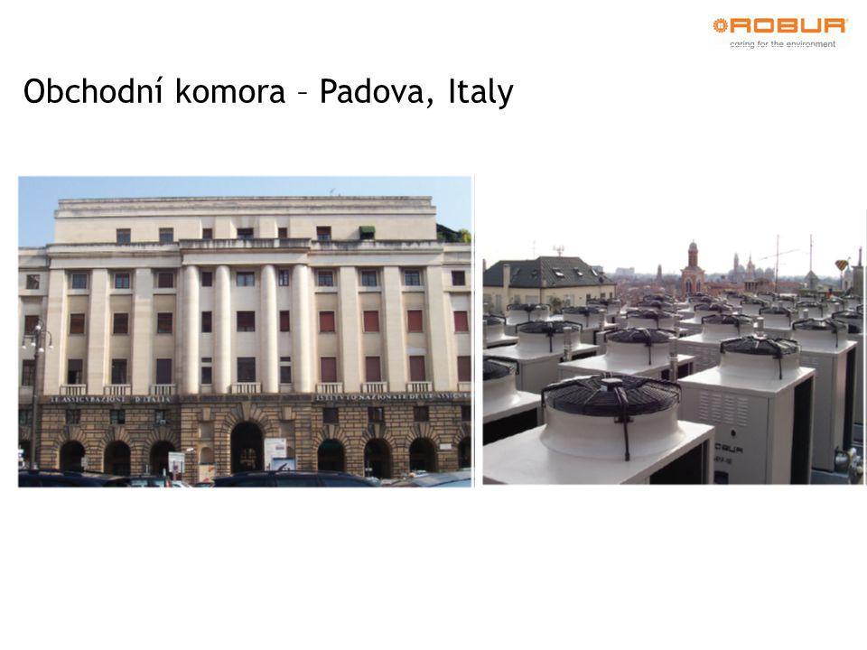 Obchodní komora – Padova, Italy