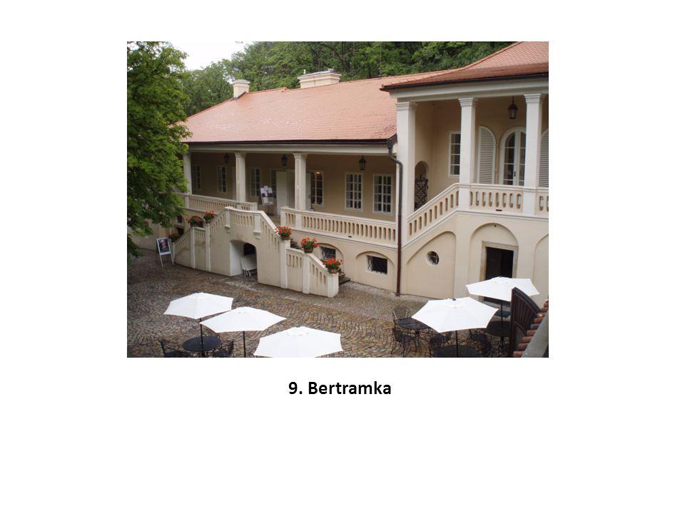 9. Bertramka