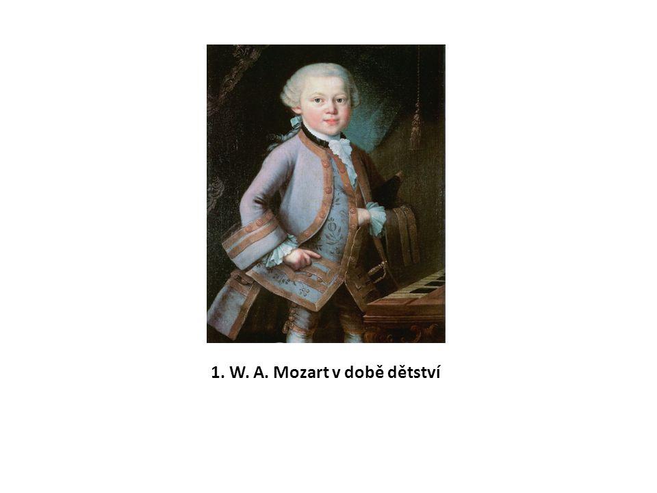 Mozart použil jméno Amadeus jen ve třech dopisech, spíše v žertu.
