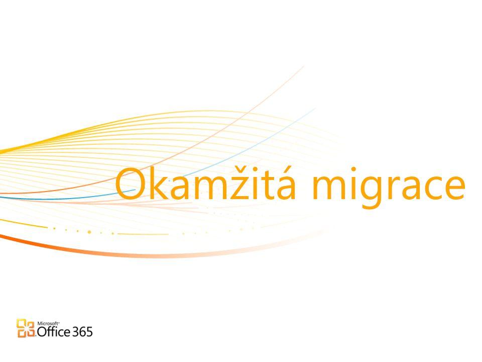 Okamžitá migrace
