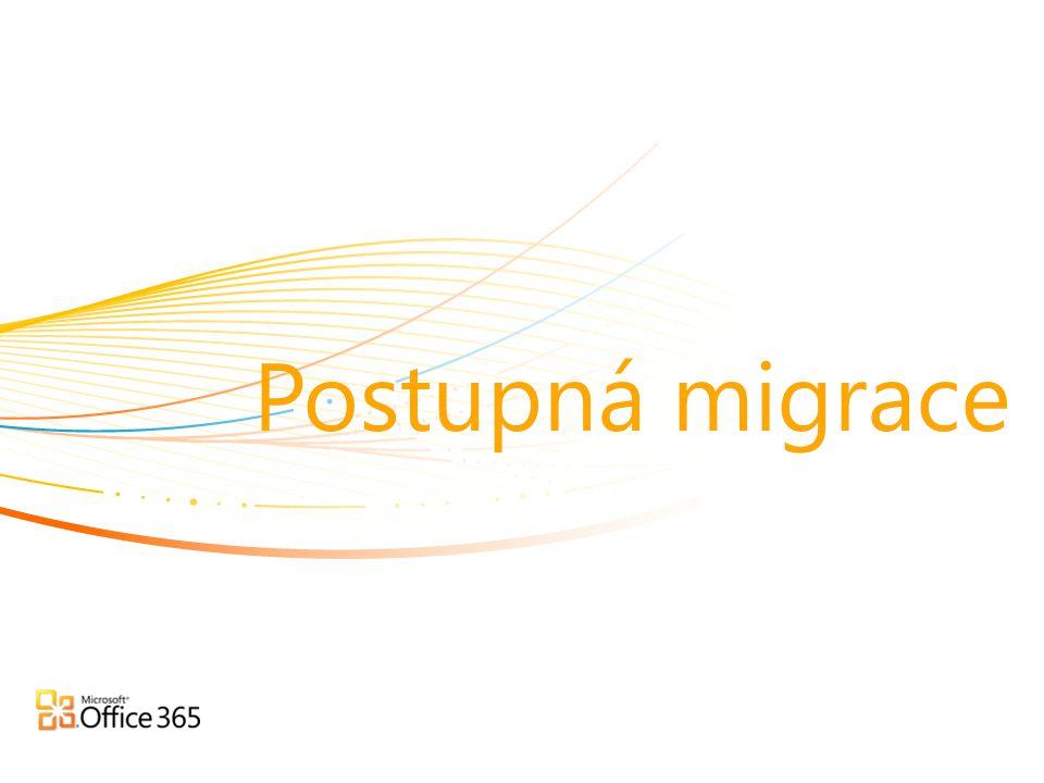 Postupná migrace