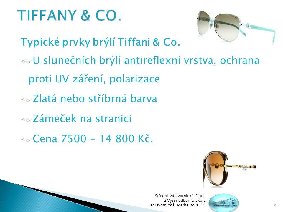Brýle První návrhy pochází z 90.let 20.