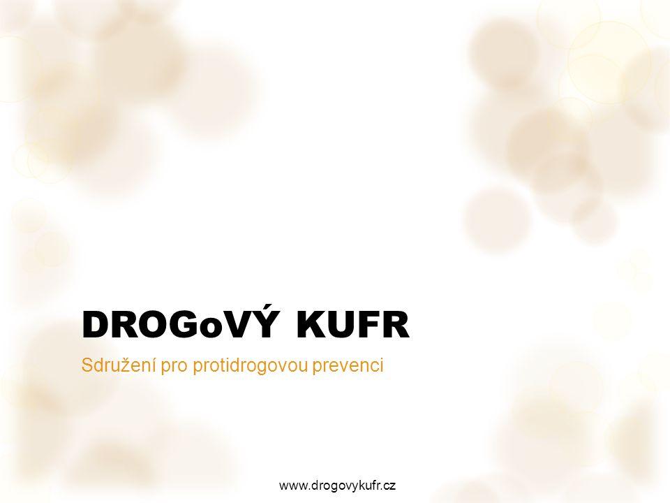 DROGoVÝ KUFR Sdružení pro protidrogovou prevenci www.drogovykufr.cz