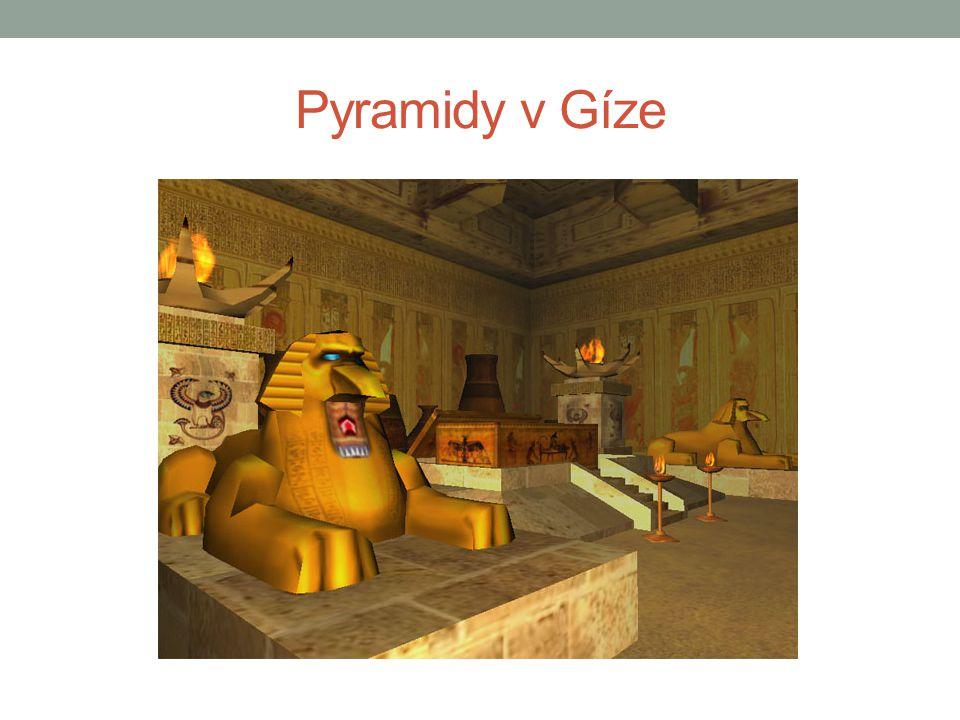 Visuté zahrady královny Semiramis • V městě Babylonu (dnešní Irák) • Pro svoji manželku je nechal zbudovat babylónský král Nabukadnezar II.