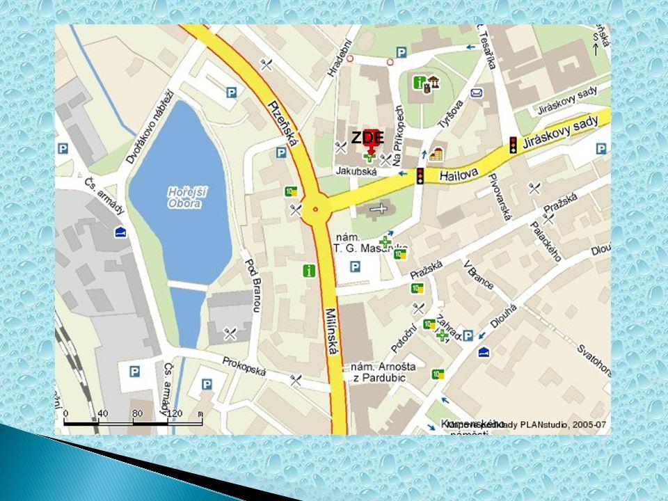 IČ: 26594544 Adresa: Centrum pro zdravotně postižené Středočeského kraje Náměstí T.G.
