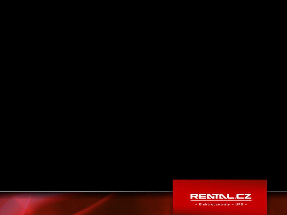 RENTAL COMPLETE VÝKON AŽ 1,3MW KAMKOLIV V ČR A SR