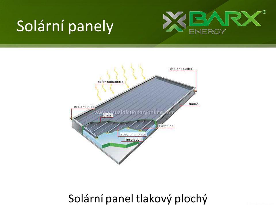 Solární systémy • Mají v ČR solární systémy pro ohřev TV a topení smysl bez dotací.