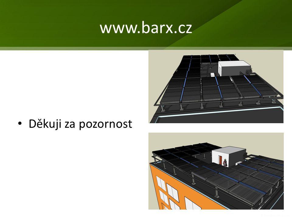 www.barx.cz • Děkuji za pozornost