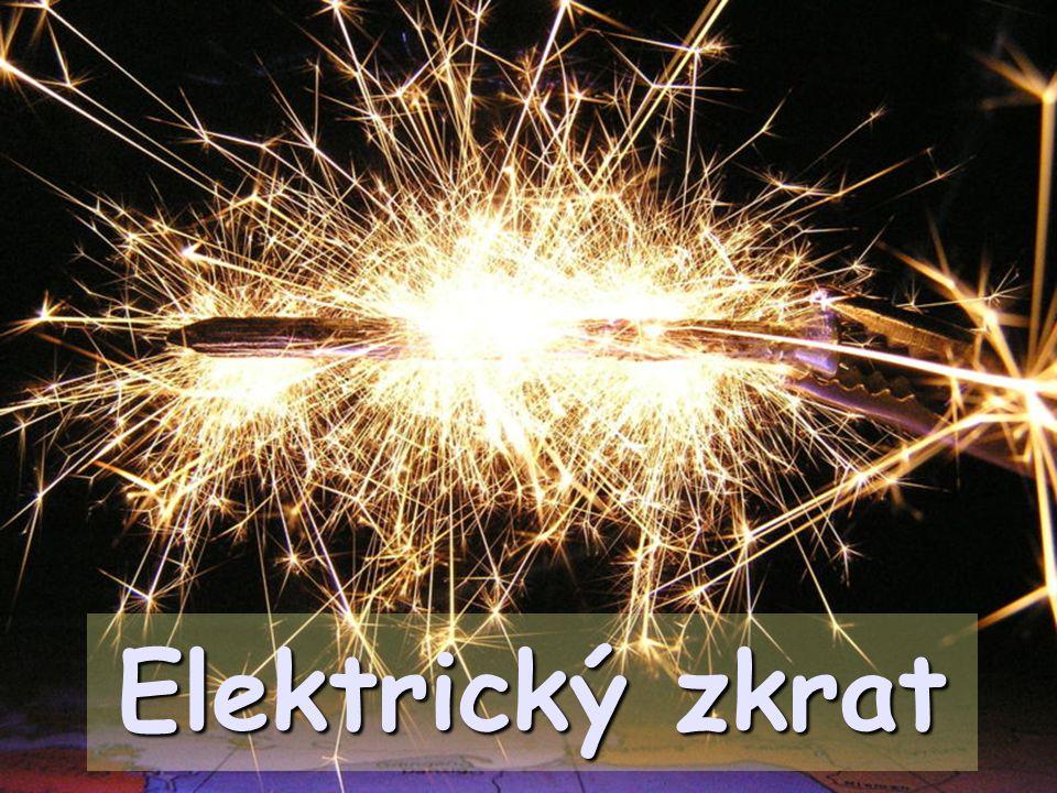 Elektrický zkrat