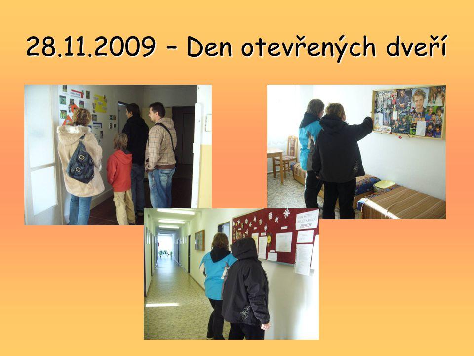 28.11.2009 – Den otevřených dveří