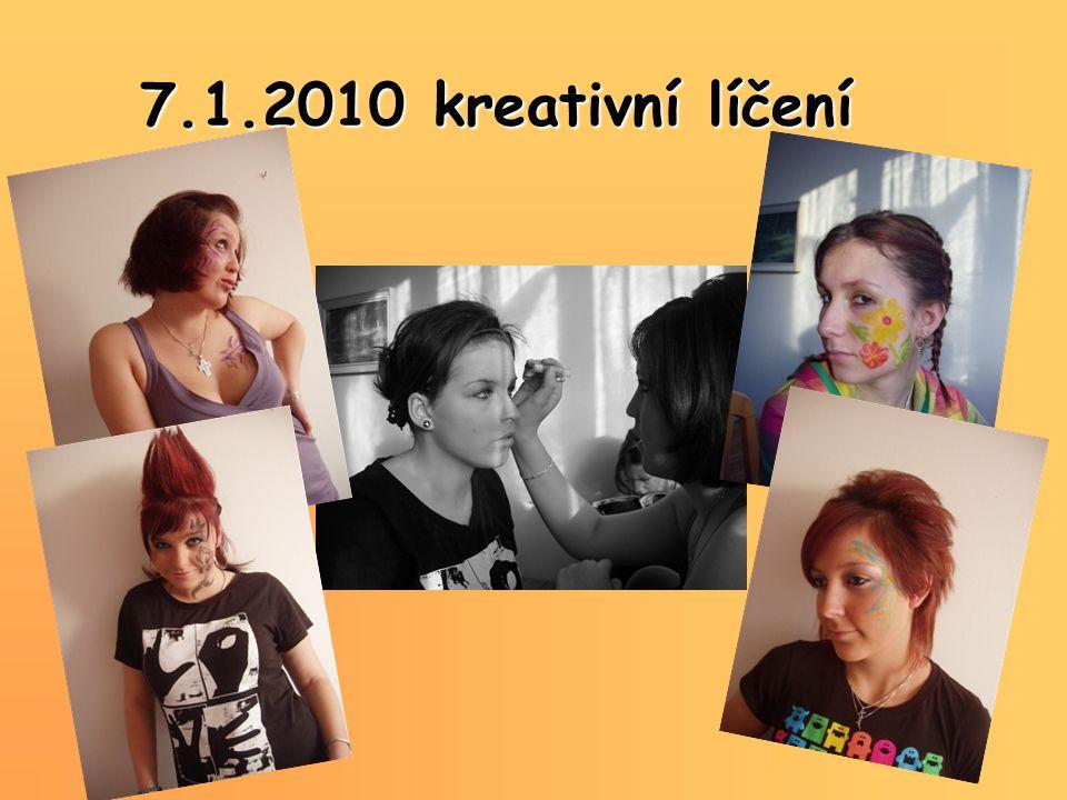 7.1.2010 kreativní líčení