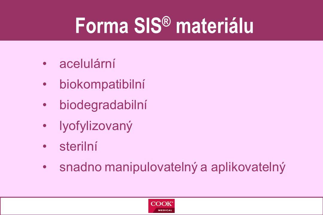 Jak probíhá SIS ® implantace