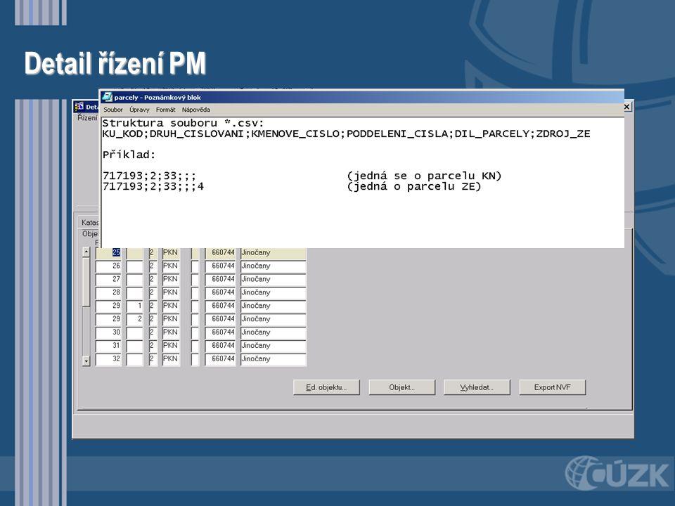 Nejčastější informace při importu GP do ISKN •Výměnný formát obsahuje jednu nebo více parcel KN, které nemají přiřazen mapový list –Nová parcela nemá v importu přiřazený mapový list –Mapový list nemusel být součástí exportu podkladů