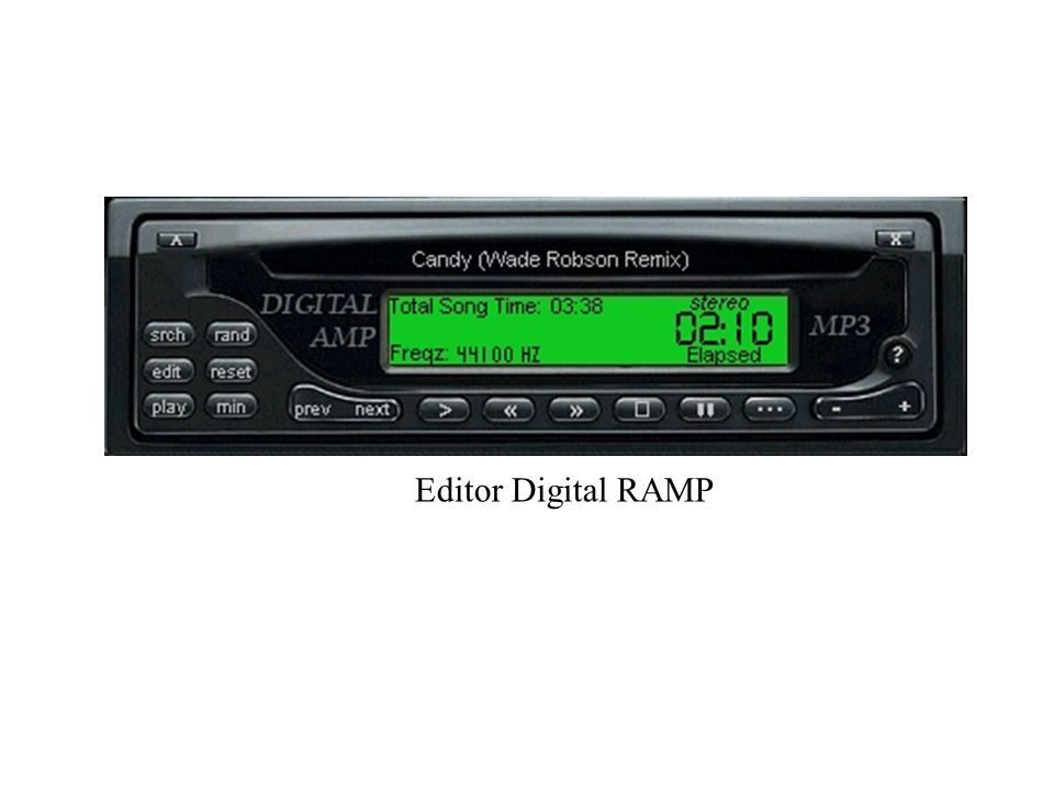 Editor Digital RAMP