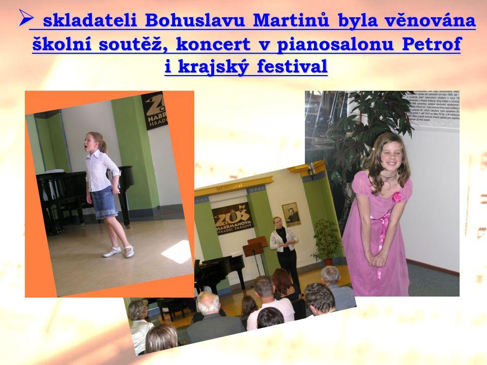 """ pásmo vystoupení """"Povídám, povídám pohádku"""" pro předškolní děti a poté i pro rodiče  festival """"Jičín – město pohádky"""""""