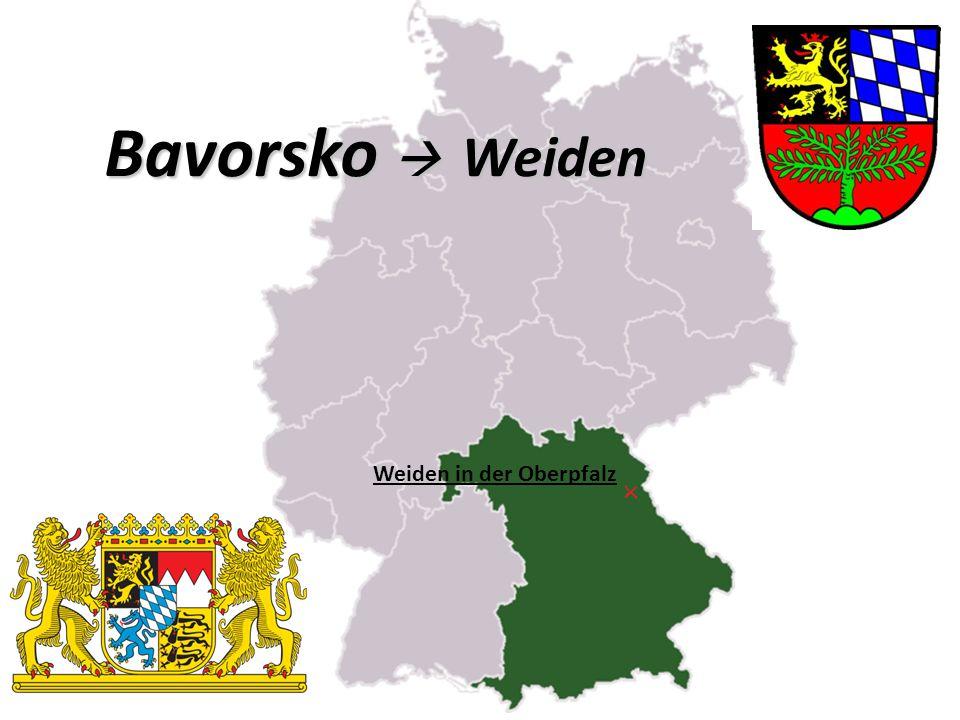 Weiden in der Oberpfalz Bavorsko  Weiden