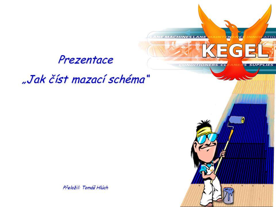 """Prezentace """"Jak číst mazací schéma"""" Přeložil: Tomáš Hlúch"""