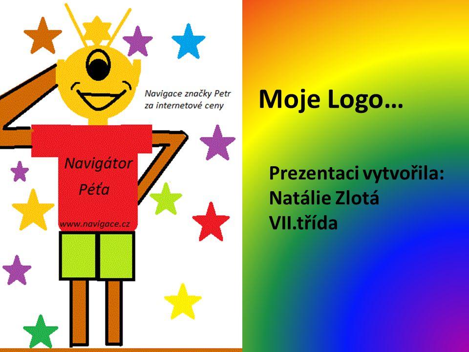 Moje Logo… Prezentaci vytvořila: Natálie Zlotá VII.třída