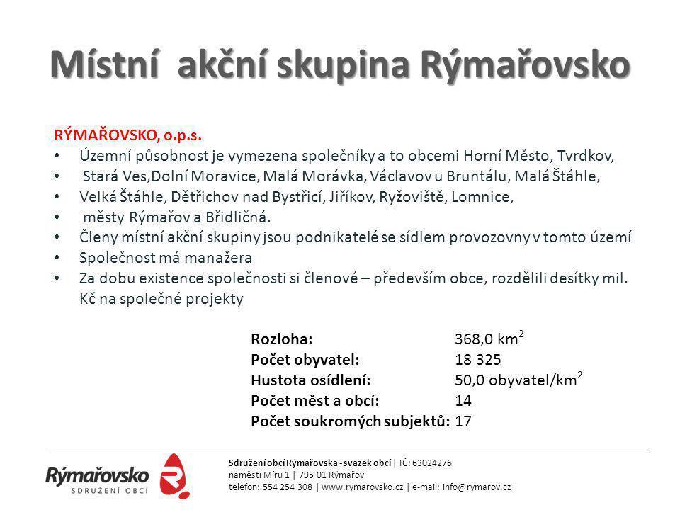 RÝMAŘOVSKO, o.p.s.