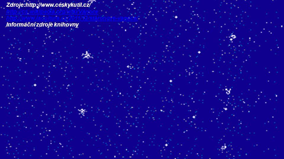 Zdroje:http://www.ceskykutil.cz/ http://cs.wikipedia.org/wiki/Vánoce http://www.lacultura.cz/2011/12/staronove-vanoce/ Informační zdroje knihovny