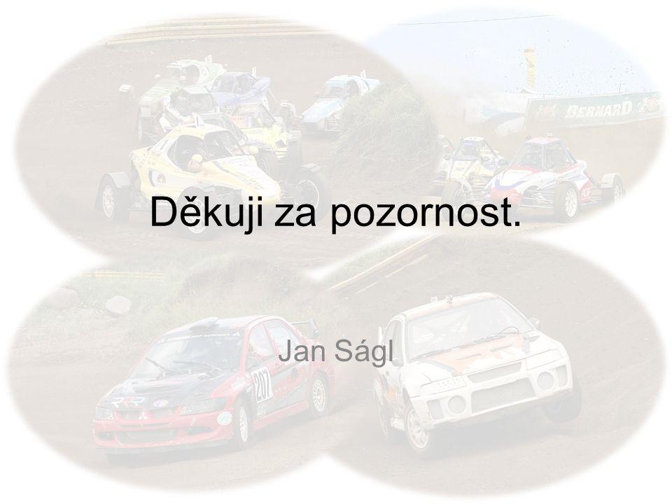 Děkuji za pozornost. Jan Ságl