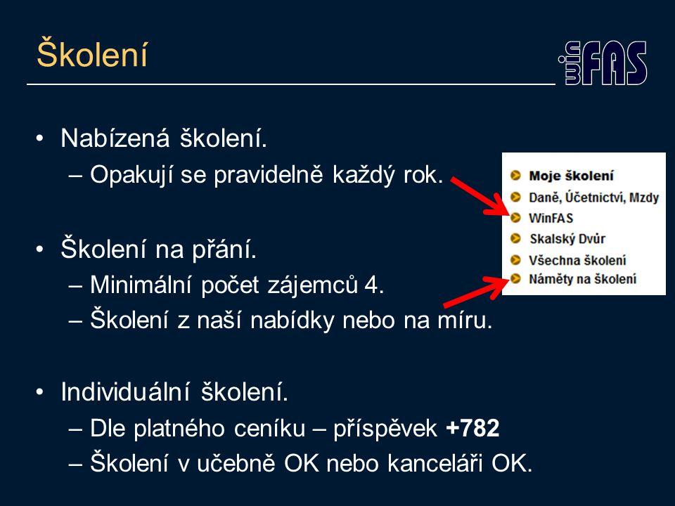 •Zápočty s firmou s více adresami (MAKRO, AHOLD, …) Zápočty – ostatní novinky Makro Praha Makro Brno Makro Jihlava Moje firma