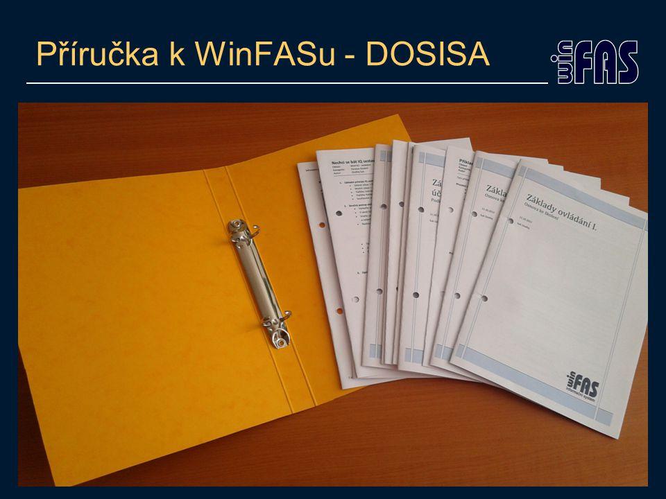 Příručka k WinFASu - DOSISA
