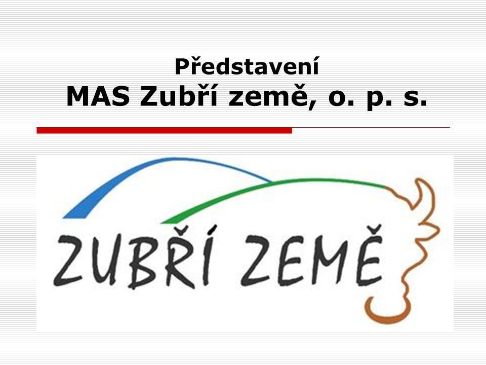 Představení MAS Zubří země, o. p. s.
