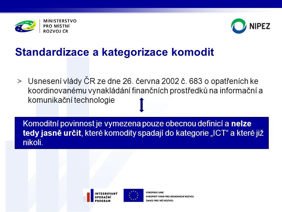 >Usnesení vlády ČR ze dne 26. června 2002 č. 683 o opatřeních ke koordinovanému vynakládání finančních prostředků na informační a komunikační technolo