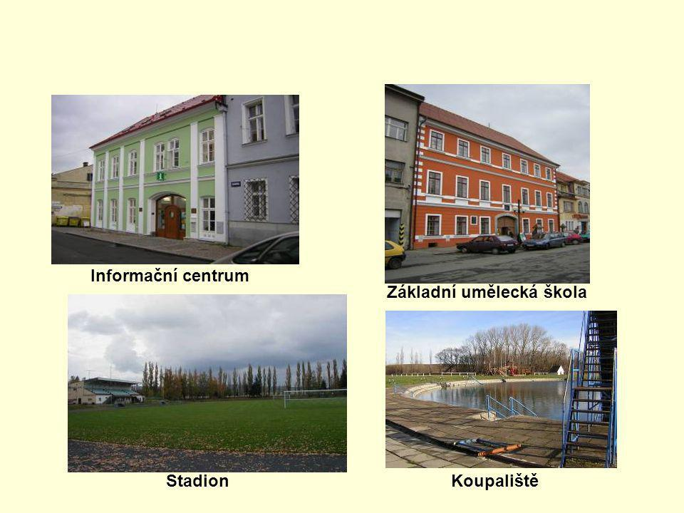 Informační centrum Základní umělecká škola StadionKoupaliště