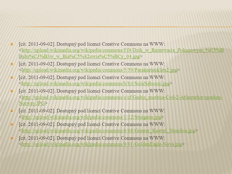  [cit. 2011-09-02]. Dostupný pod licencí Creative Commons na WWW: http://upload.wikimedia.org/wikipedia/commons/f/f4/Dzik_w_Rezerwacie_Pokazowym_%C5%