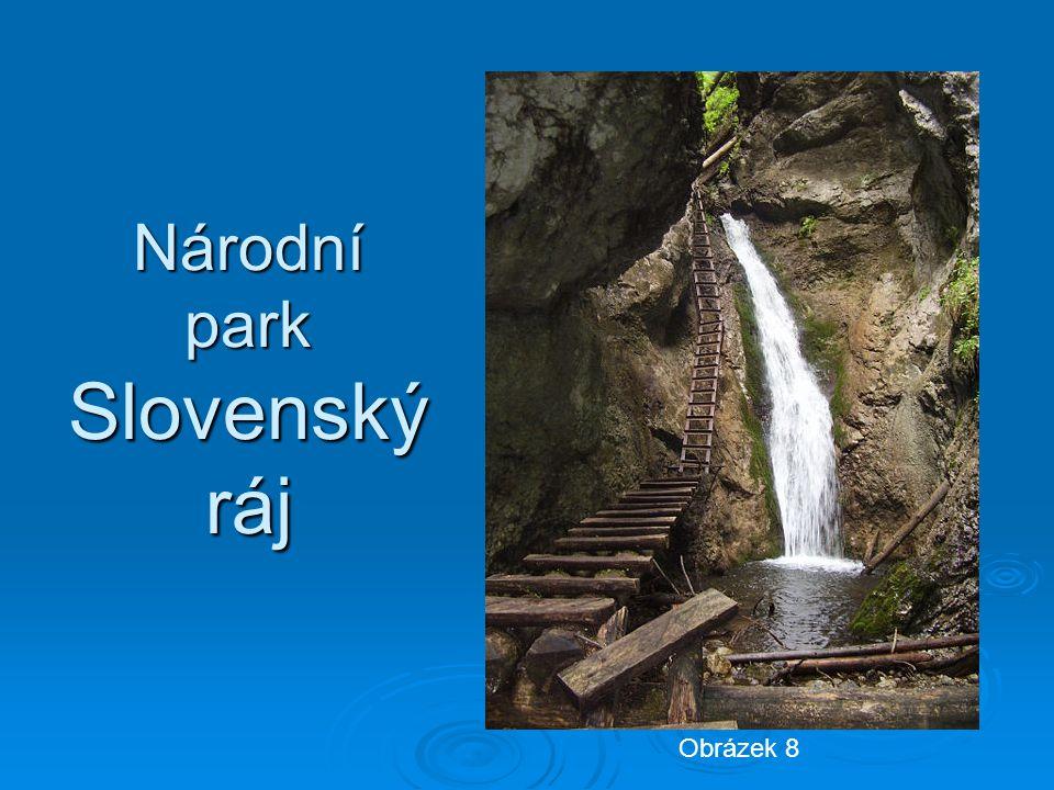 Národní park Slovenský ráj Obrázek 8