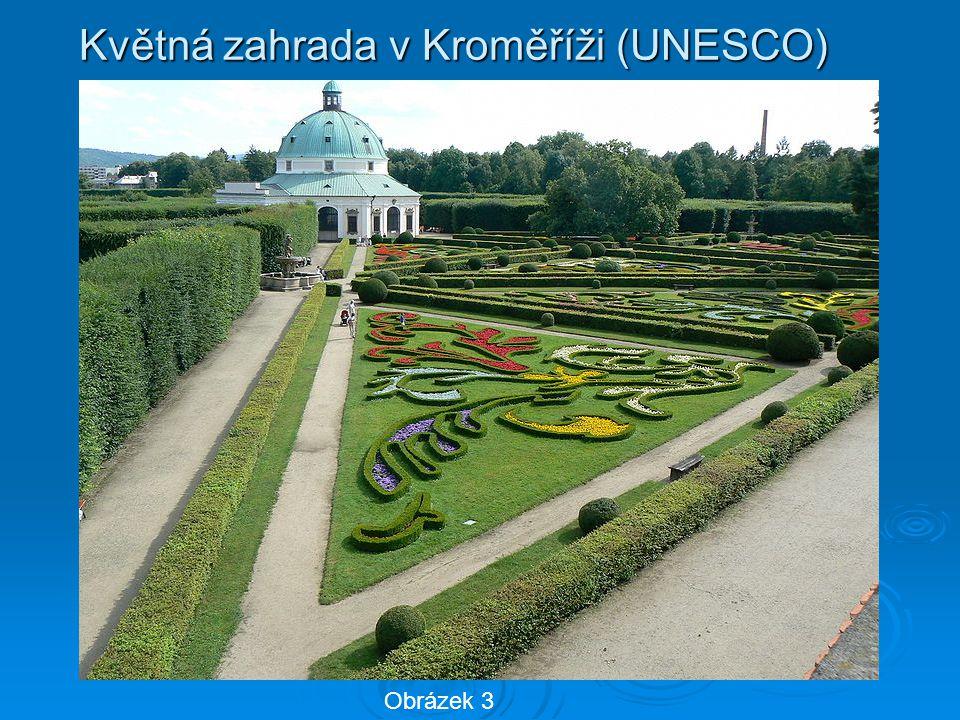 Květná zahrada v Kroměříži (UNESCO) Obrázek 3