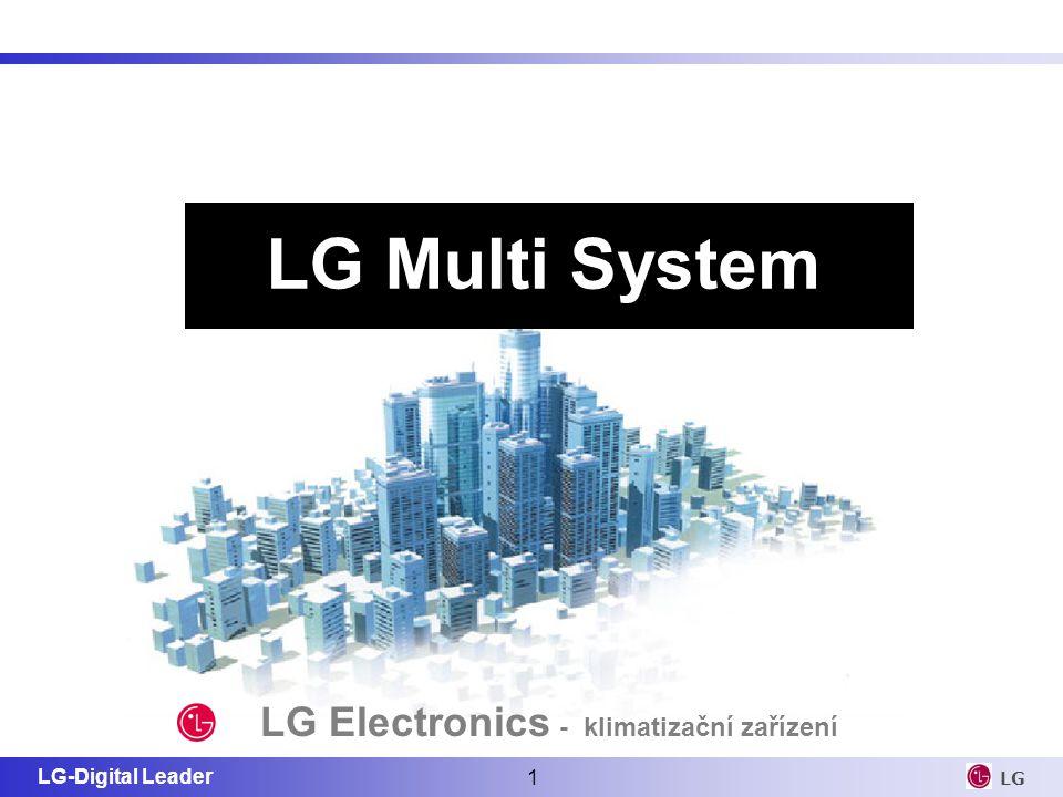 LG-Digital Leader 1 LG 2002. 5. 2 LG Multi System LG Electronics - klimatizační zařízení