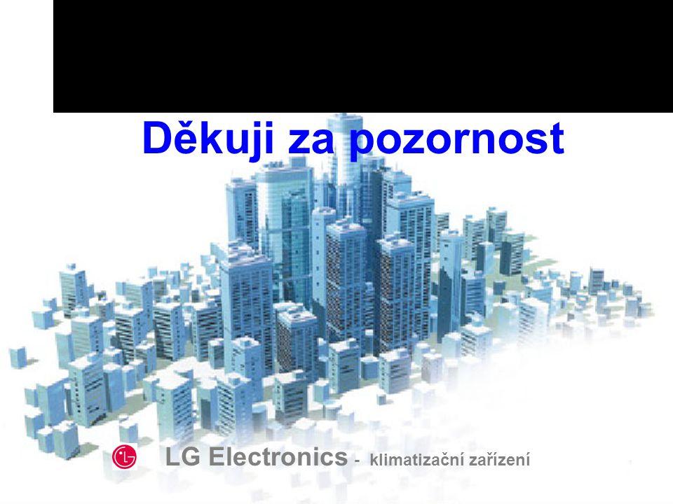 LG-Digital Leader 31 LG 2002. 5. 2 Děkuji za pozornost LG Electronics - klimatizační zařízení