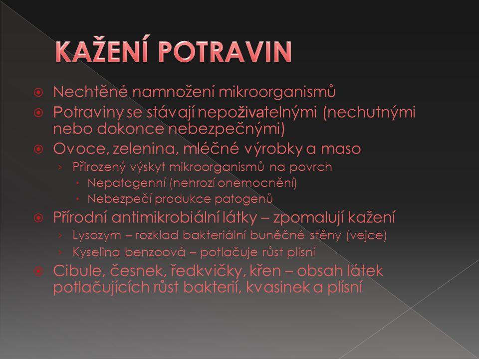  Potravinářské přidané látky  K vylepšení vzhledu, konzistence, vůně, chutě,..