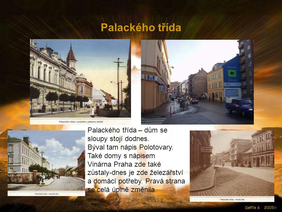 Náměstí T.G.M.Pohled na náměstí T.G.Masaryka, jenž je historickým a kulturním centrem města.