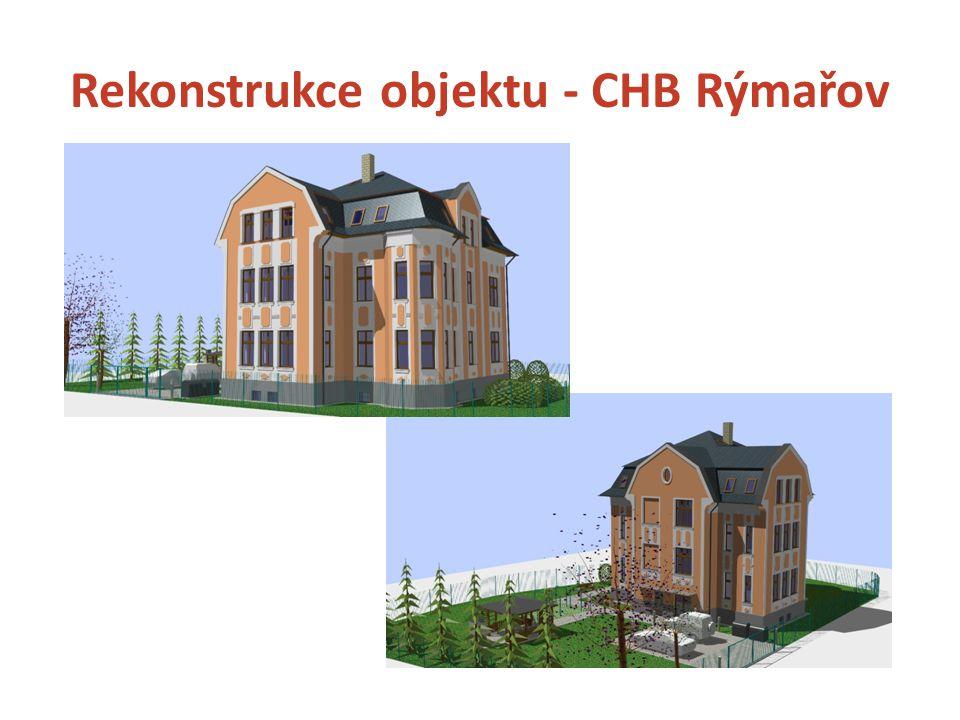 Chráněné bydlení v Osoblaze  2 domácnosti pro 6 osob s nízkou až střední mírou podpory, celkem pro 12 uživatelů  Budoucí poskytovatel: Harmonie, p.