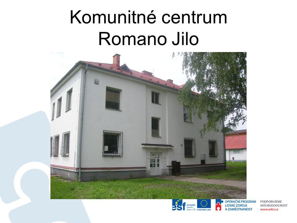Komunitné centrum Romano Jilo