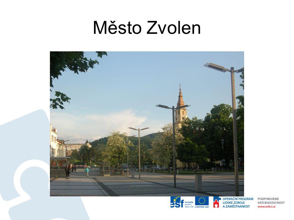 Město Zvolen