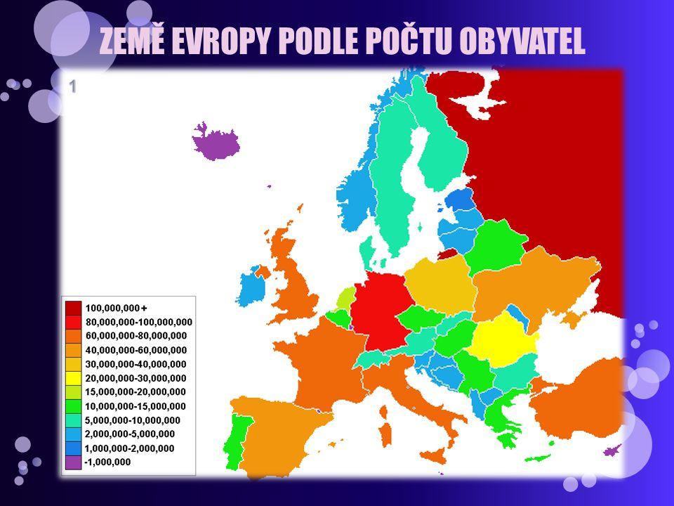 Použité zdroje 1) Mapa evropské populace [cit.2011-10-25].